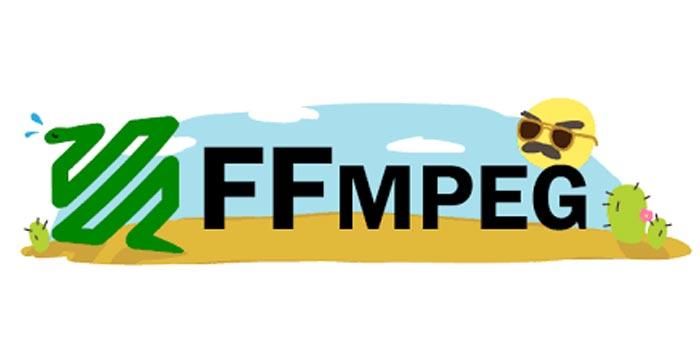 آموزش FFmpeg