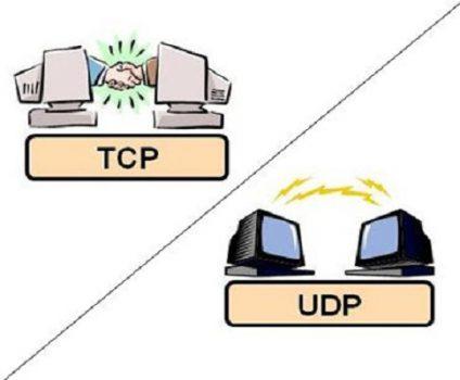 تفاوت TCP و UDP