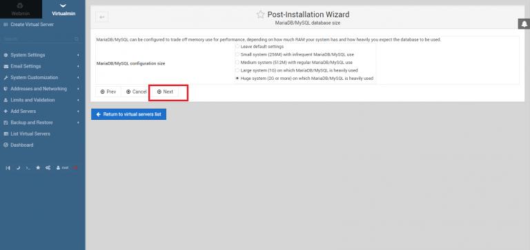 نصب کنترل پنل webmin ubuntu 18